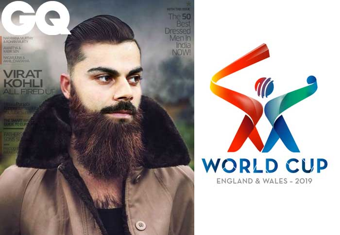 Virat Kohli Reveals His New Look Will Grow Beard Till 2019